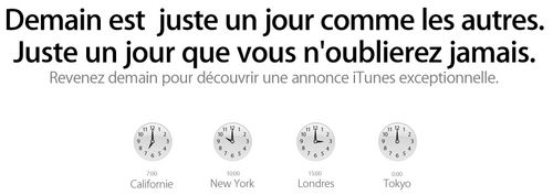 Apple demain