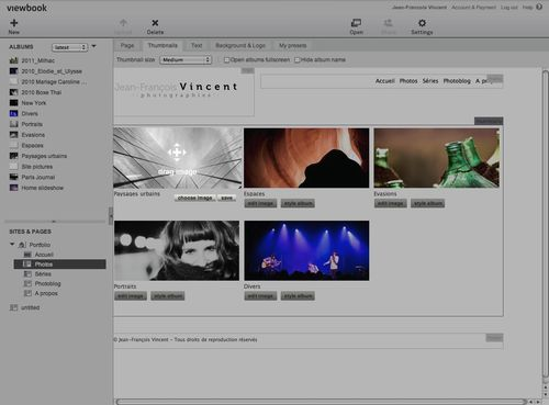 Viewbook Image Manager 7