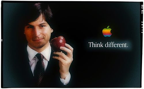 Steve Jobs-Think different