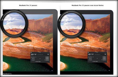 Macbook Pro Retina Le Meilleur Portable Le Plus Photographique