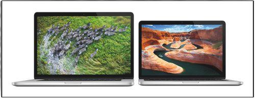 MacBook Pro Retina 15 & 13